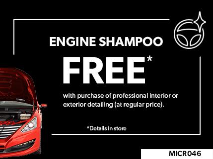 MICR046 - Engine Shampoo FREE