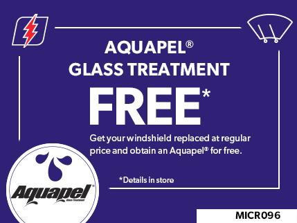MICR096 - Aquapel glass treatment FREE