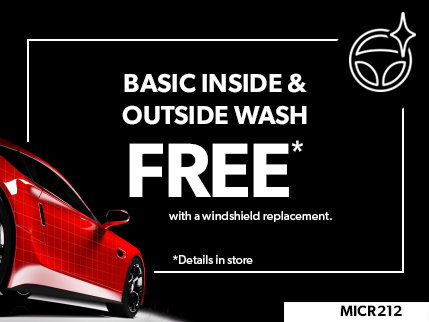 MICR212 - Basic inside & outside wash FREE