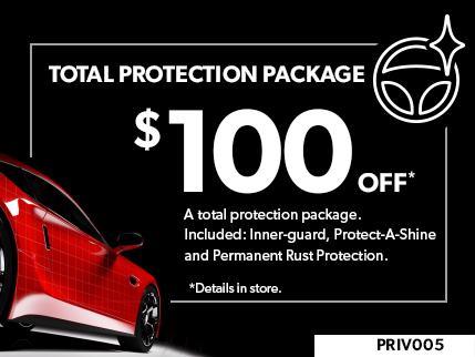 PRIV005 - Total Protection Package $100 off